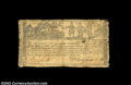 Colonial Notes:Maryland, Maryland July 26, 1775 $1 1/3 Very Fine. Restoration-free, ...