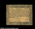 Colonial Notes:Maryland, Maryland August 14, 1776 Grouping. Four nice, evenly ... (4 notes)