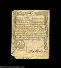 Colonial Notes:Massachusetts, Massachusetts December 7, 1775 42s Very Fine-Extremely Fine.