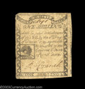 Colonial Notes:Massachusetts, Massachusetts 1779 1s Choice Fine. An absolutely problem-...
