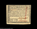 Colonial Notes:Massachusetts, Massachusetts May 5, 1780 $20 Very Fine. Lacking the ...