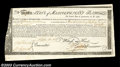 Colonial Notes:Massachusetts, Massachusetts Commodity Bond. Listed as MA-21 in Anderson, ...