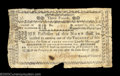 Colonial Notes:New Hampshire, New Hampshire August 24, 1775 L3 Very Fine. A much rarer ...
