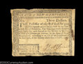 Colonial Notes:New Hampshire, New Hampshire April 29, 1780 $3 Fine. There are a few very ...