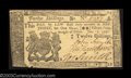 Colonial Notes:New Jersey, New Jersey June 22, 1756 12s Very Choice New. A Gem but ...