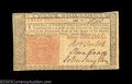 Colonial Notes:New Jersey, New Jersey March 25, 1776 3s About New. Boldly signed and ...