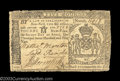 Colonial Notes:New York, New York April 2, 1759 L5 Very Fine Repaired. Rejoined ...