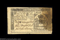 Colonial Notes:New York, New York April 21, 1760 L5 Extremely Fine Stained. There ...