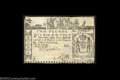Colonial Notes:New York, New York February 16, 1771 L2 Very Fine. Wholly without ...