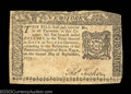 Colonial Notes:New York, New York September 2, 1775 $10 Extremely Fine. The margins ...
