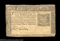 Colonial Notes:New York, New York September 2, 1775 $10 Choice Very Fine. The ...