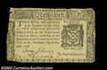 Colonial Notes:New York, New York August 13, 1776 $2 Fine. One edge is a little ...