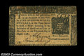 Colonial Notes:New York, New York August 13, 1776. Two notes, $3 and $5, both have ... (2notes)
