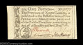 Colonial Notes:North Carolina, North Carolina December, 1771 L1 Superb Gem New. ...