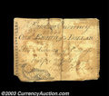 Colonial Notes:North Carolina, North Carolina April 2, 1776 $1/8 Fine. The note is backed ...