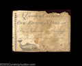 Colonial Notes:North Carolina, North Carolina April 2, 1776 $1/8 Fine. This is the ...
