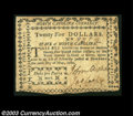 Colonial Notes:North Carolina, North Carolina May 10, 1780 $25 Very Fine. Closely ...