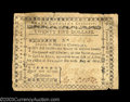 Colonial Notes:North Carolina, North Carolina May 10, 1780 $25 Very Fine. Extremely well ...