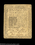 Colonial Notes:Pennsylvania, Pennsylvania March 10, 1757 20s Extremely Fine. ...