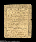 Colonial Notes:Pennsylvania, Pennsylvania April 25, 1759 15s Fine. From the face the ...