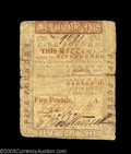 Colonial Notes:Pennsylvania, Pennsylvania April 25, 1759 L5 Very Fine. Although the ...