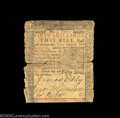 Colonial Notes:Pennsylvania, Pennsylvania May 1, 1760 50s Fine. Well signed and fully ...