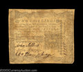 Colonial Notes:Pennsylvania, Pennsylvania April 3, 1772 2s Fine-Very Fine. One of the ...