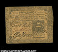 Colonial Notes:Pennsylvania, Pennsylvania March 20, 1773 6s Fine. A tightly margined, ...