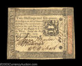 Colonial Notes:Pennsylvania, Pennsylvania October 1, 1773 2s6d About New. A nice ...