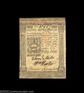 Colonial Notes:Pennsylvania, Pennsylvania October 1, 1773 50s Very Choice New. Quite ...