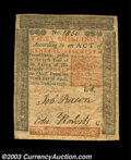"Colonial Notes:Pennsylvania, Pennsylvania April 10, 1775 50s Extremely Fine. This ""..."