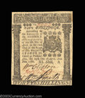 Colonial Notes:Pennsylvania, Pennsylvania April 25, 1776 40s Choice Extremely Fine. ...