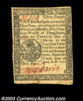 Colonial Notes:Pennsylvania, Pennsylvania April 10, 1777 3d Extremely Fine. Very well ...