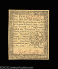 Colonial Notes:Pennsylvania, Pennsylvania April 10, 1777 6d Choice About New. There is ...