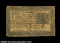 Colonial Notes:Pennsylvania, Pennsylvania March 16, 1785 10s Fine. Well circulated, but ...