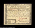 Colonial Notes:Rhode Island, Rhode Island July, 1780 $8 Gem New. Bright, fresh and ...