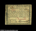 Colonial Notes:Rhode Island, Rhode Island July 2, 1780 $7 Extremely Fine. A good-...