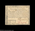 Colonial Notes:Rhode Island, Rhode Island July 2, 1780 $8 Extremely Fine. Fully signed ...