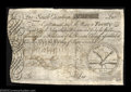 Colonial Notes:South Carolina, South Carolina June 1, 1775 L20 Extremely Fine. Amazing ...