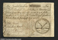 Colonial Notes:South Carolina, South Carolina June 1, 1775 L20 Very Fine. The center ...