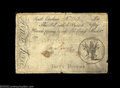 Colonial Notes:South Carolina, South Carolina March 6, 1776 L50 Very Fine. Virtually ...