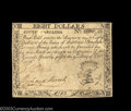 Colonial Notes:South Carolina, South Carolina October 19, 1776 $8 About New. Extremely ...
