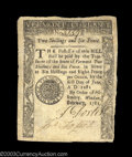 Colonial Notes:Vermont, Vermont February 1781 2s6d Extremely Fine. This piece is ...
