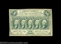 Fractional Currency:First Issue, Fr. 1313 50c First Issue Extremely Fine. This straight-...