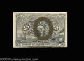 Fractional Currency:Second Issue, Fr. 1283 25c Second Issue Choice New. Typical second-issue ...