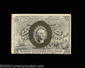 Fractional Currency:Second Issue, Fr. 1288 Second Issue 25¢ Choice About New. Tight across ...