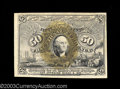 Fractional Currency:Second Issue, Fr. 1320 50¢ Second Issue Very Choice New. With a little ...