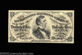 Fractional Currency:Third Issue, Fr. 1291 Third Issue 25¢ Choice New. The paper color is a ...
