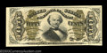 Fractional Currency:Third Issue, Fr. 1326 50c Third Issue Spinner Very Choice New. This ...