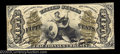 Fractional Currency:Third Issue, Fr. 1355 50c Third Issue Justice New. A fully uncirculated ...